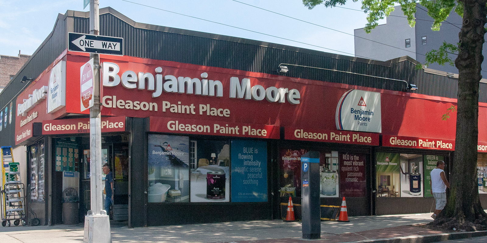 Gleason Paint Place