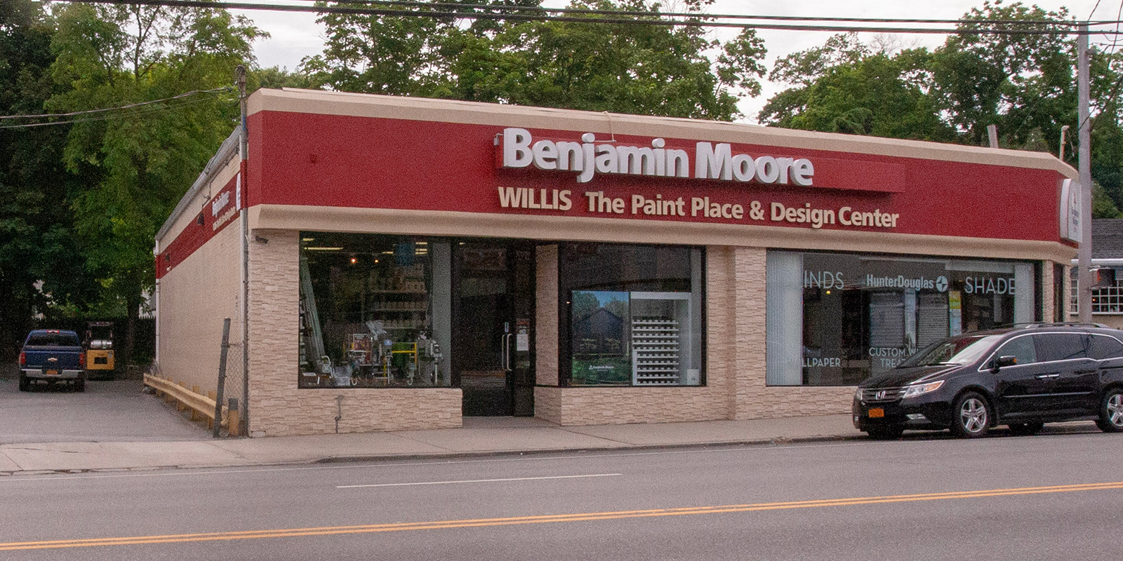 Willis Paint and Design Center